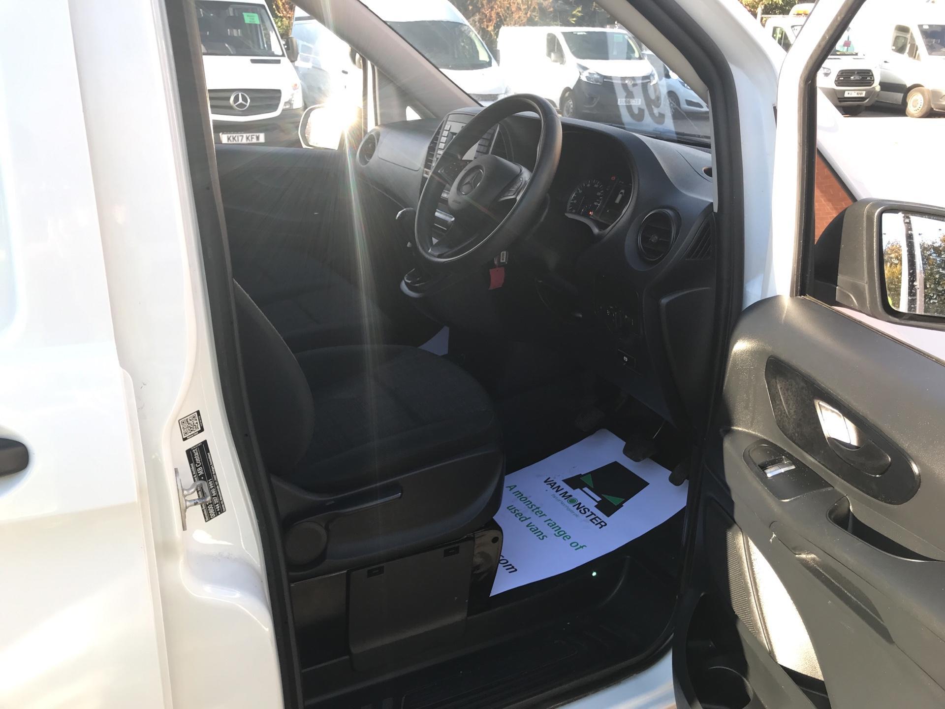 2016 Mercedes-Benz Vito 114CDI BLUETEC EURO 6 (SD66GMF) Image 9