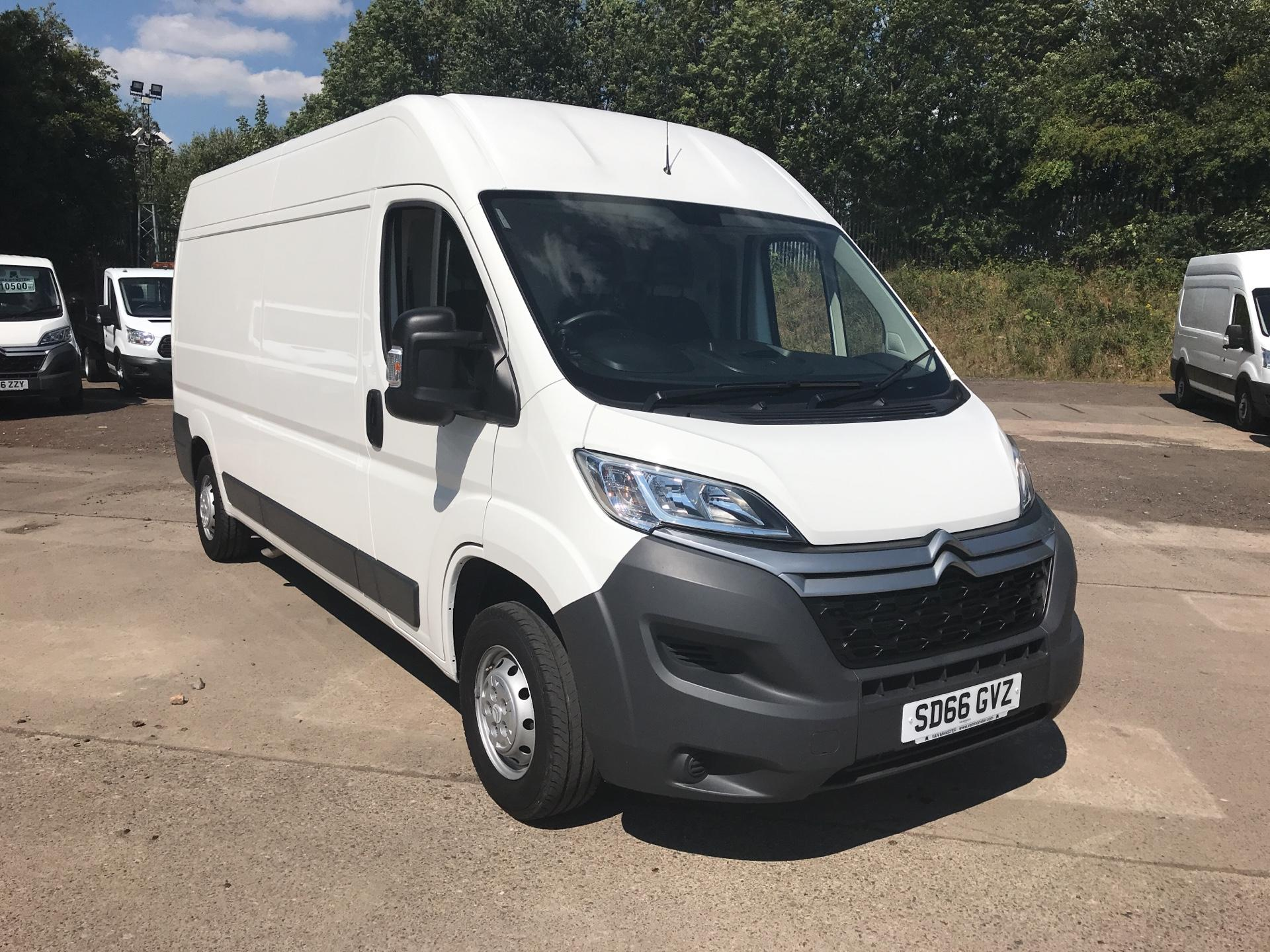 2016 Citroen Relay 35 L3 H2 2.0 BLUEHDI 130PS ENTERPRISE EURO 6 (SD66GVZ)