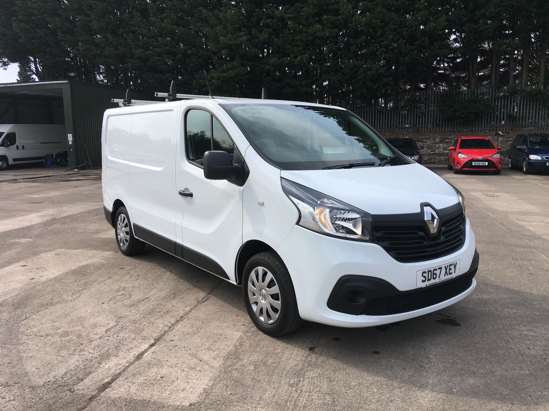 2017 Renault Trafic SL27 DCI 120PS BUSINESS+ VAN EURO 6 (SD67XEY)