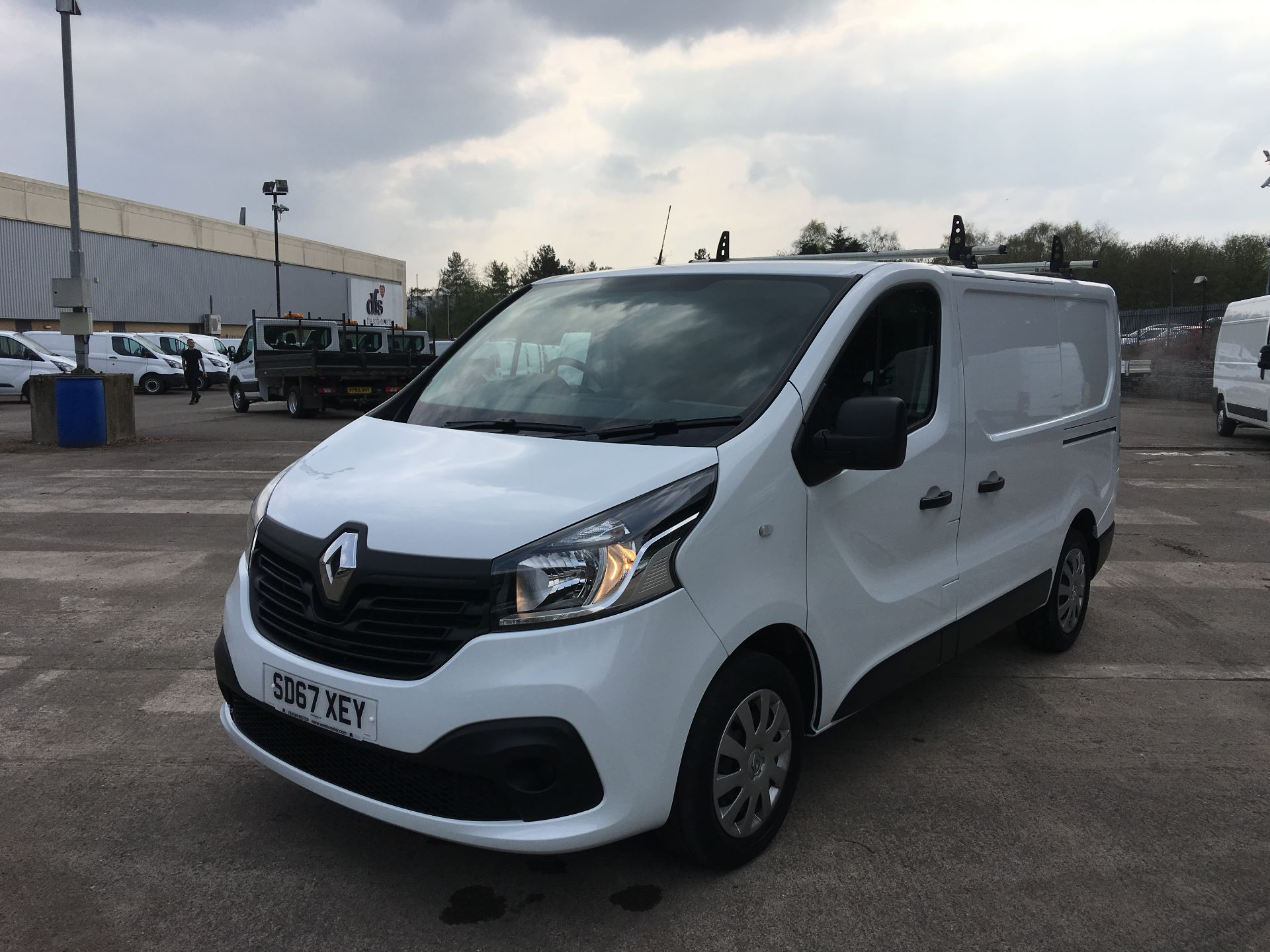 2017 Renault Trafic SL27 DCI 120PS BUSINESS+ VAN EURO 6 (SD67XEY) Image 15