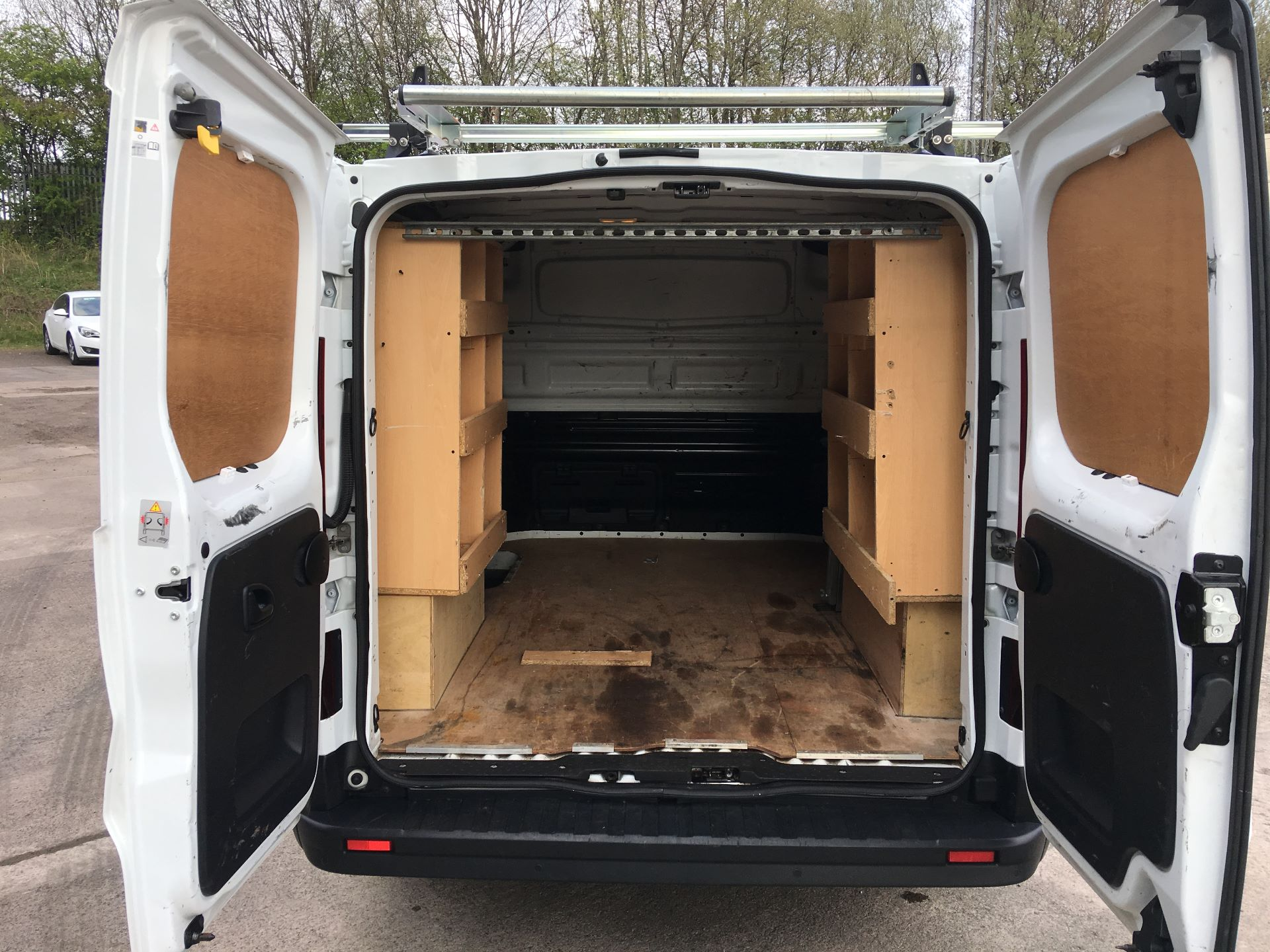 2017 Renault Trafic SL27 DCI 120PS BUSINESS+ VAN EURO 6 (SD67XEY) Image 19