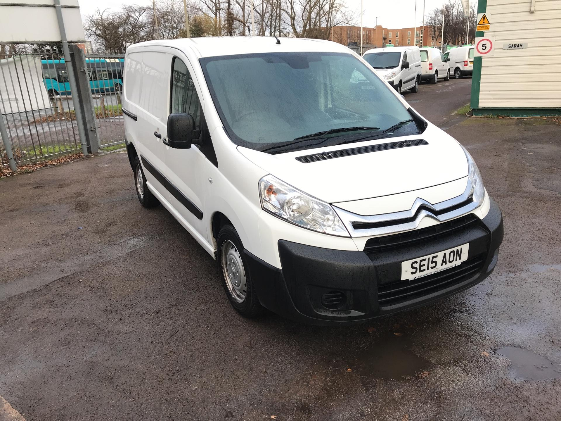 2015 Citroen Dispatch 1000 1.6 Hdi 90 H1 Van Enterprise *VALUE RANGE VEHICLE - CONDITION REFLECTED IN PRICE*  (SE15AON)