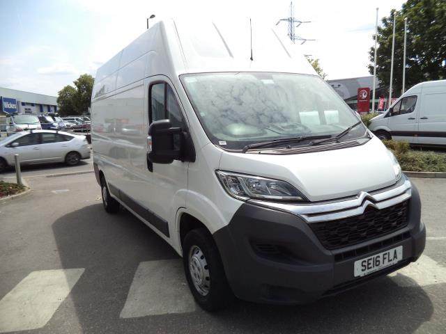 2016 Citroen Relay L3 H3 2.2 Hdi VAN 130Ps ENTERPRISE EURO 5 (SE16FLA)