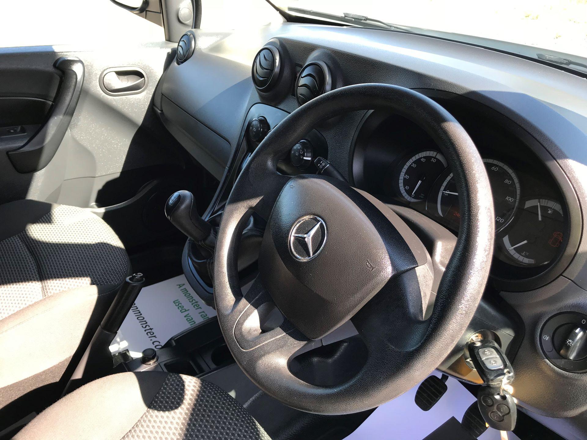 2016 Mercedes-Benz Citan  LWB 109 CDI VAN EURO 5 (SE16TVU) Image 19