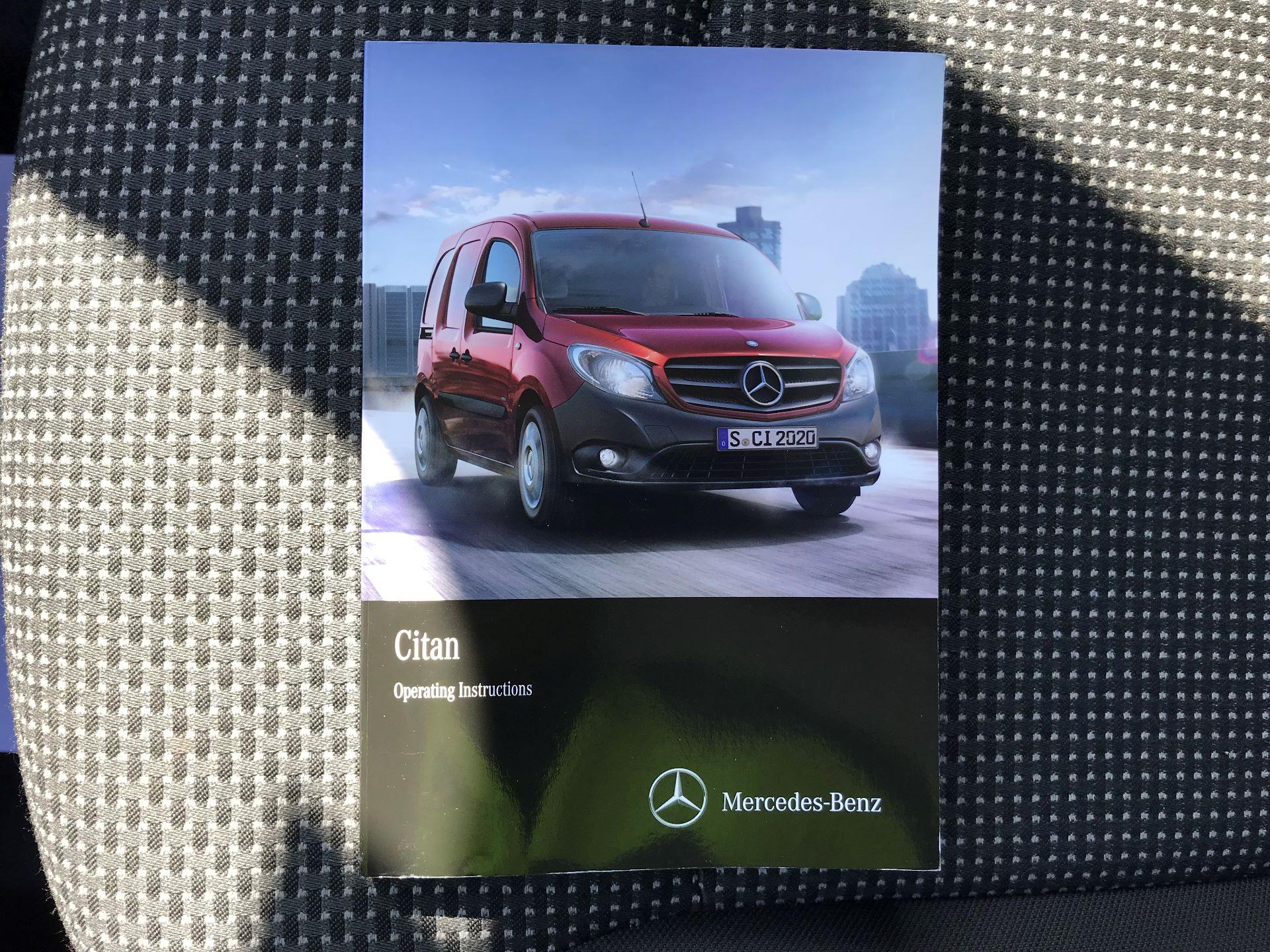 2016 Mercedes-Benz Citan  LWB 109 CDI VAN EURO 5 (SE16TVU) Image 36