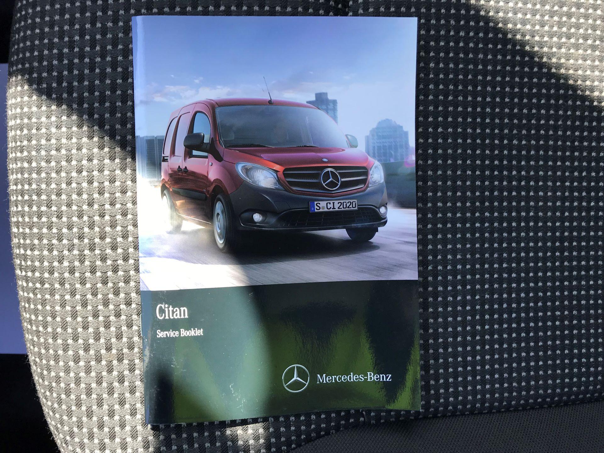 2016 Mercedes-Benz Citan  LWB 109 CDI VAN EURO 5 (SE16TVU) Image 35