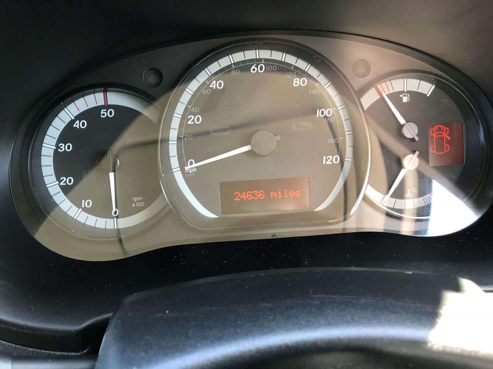 2016 Mercedes-Benz Citan  LWB 109 CDI VAN EURO 5 (SE16TVU) Image 20