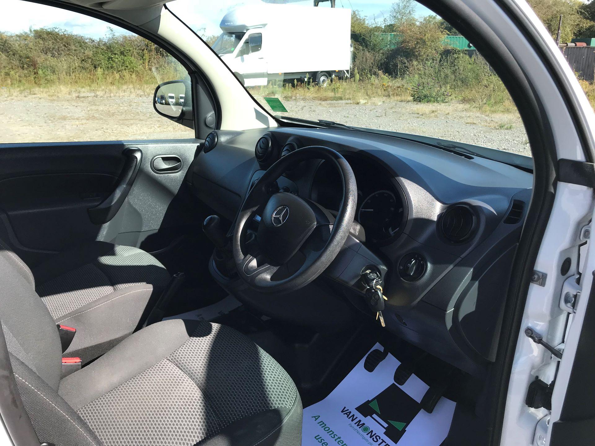 2016 Mercedes-Benz Citan  LWB 109 CDI VAN EURO 5 (SE16TVU) Image 17