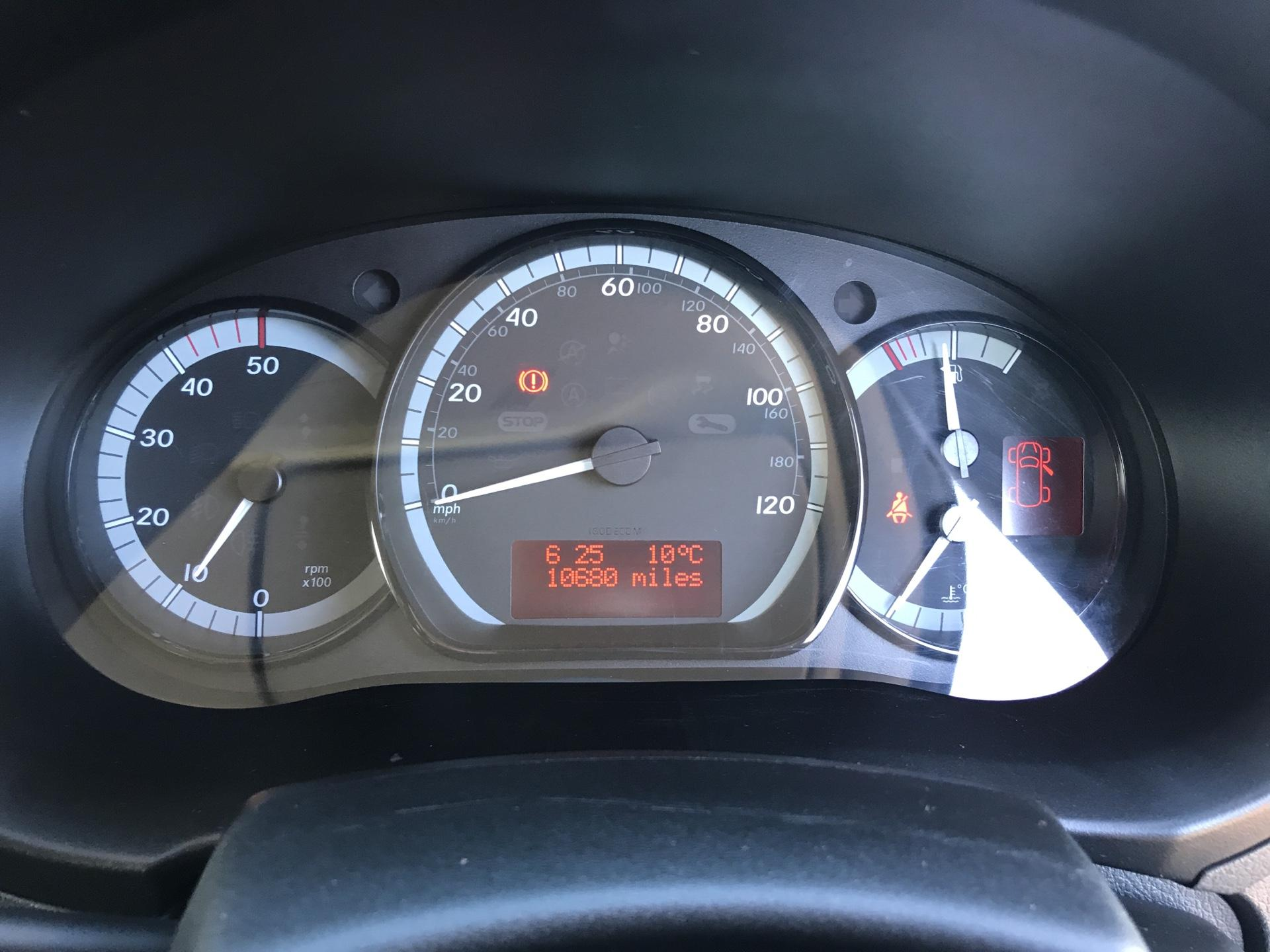 2016 Mercedes-Benz Citan  LWB 109 CDI VAN EURO 5 (SE16TVV) Image 13