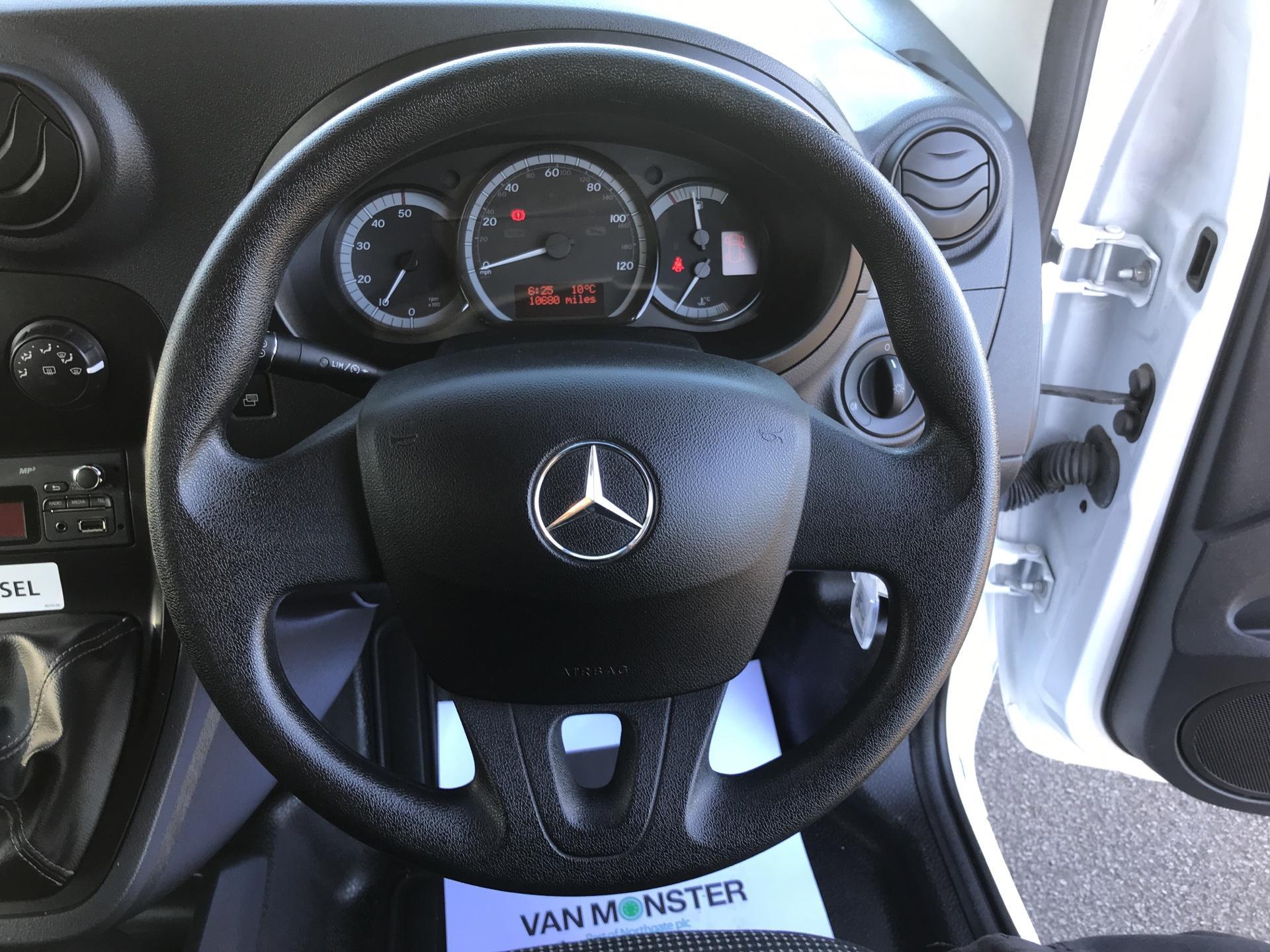 2016 Mercedes-Benz Citan  LWB 109 CDI VAN EURO 5 (SE16TVV) Image 12