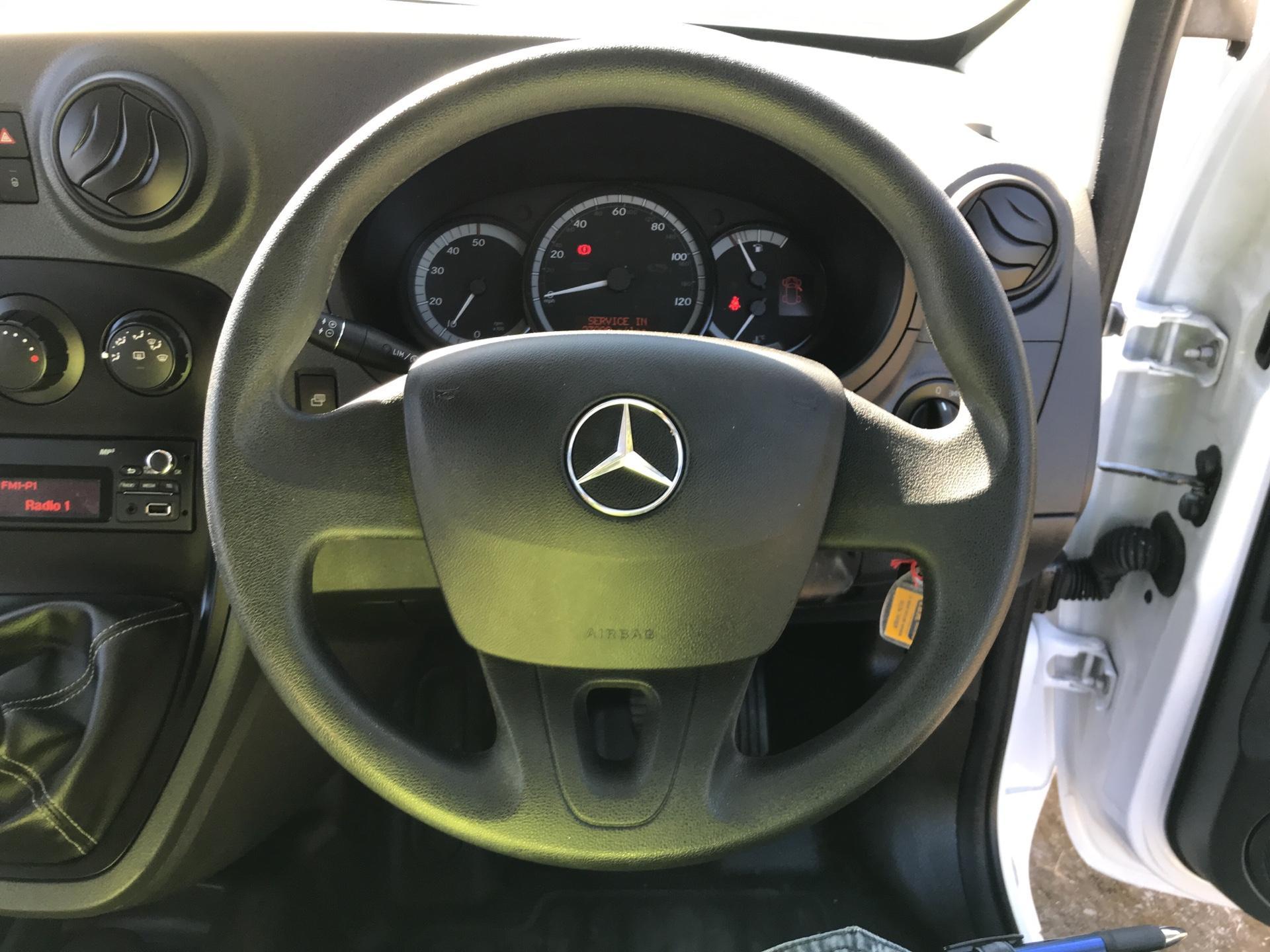 2016 Mercedes-Benz Citan 109Cdi Van Euro 5/6 (SE16TZF) Image 12