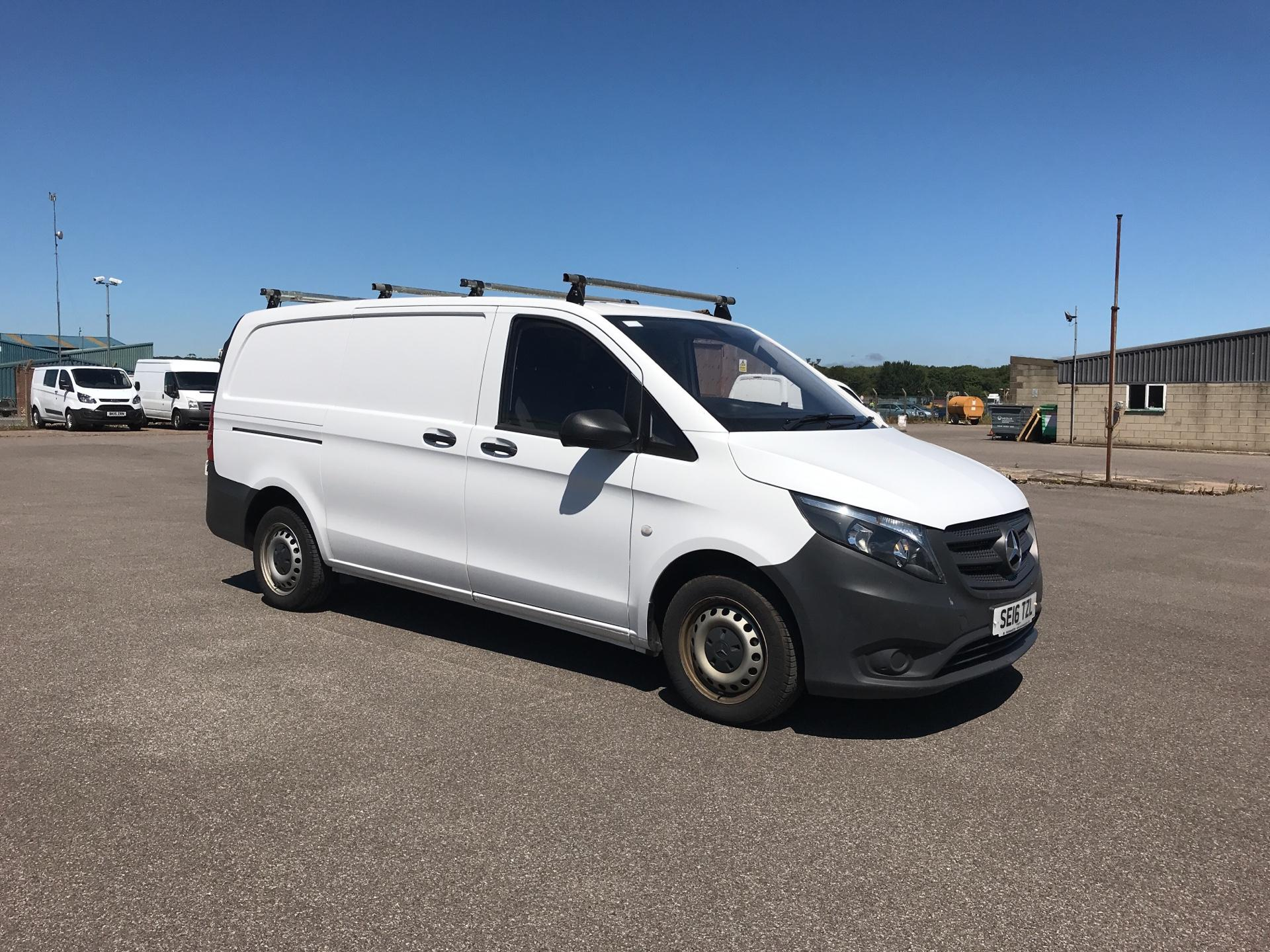 2016 Mercedes-Benz Vito 109 CDI BLUE EFFICIENCY (SE16TZL)