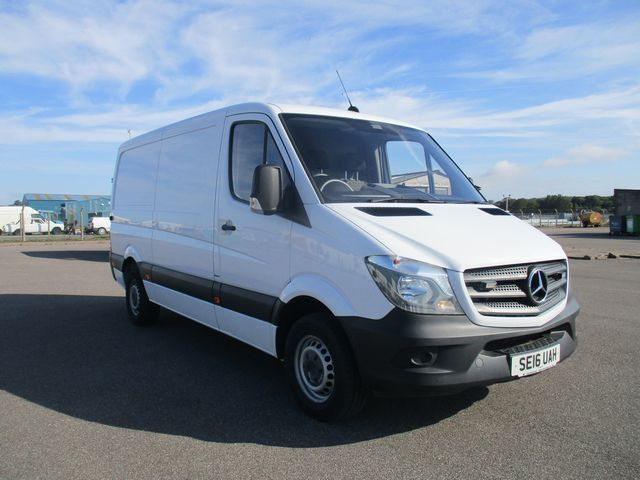 2016 Mercedes-Benz Sprinter 316 MWB VAN EURO 5. AIR CON (SE16UAH)
