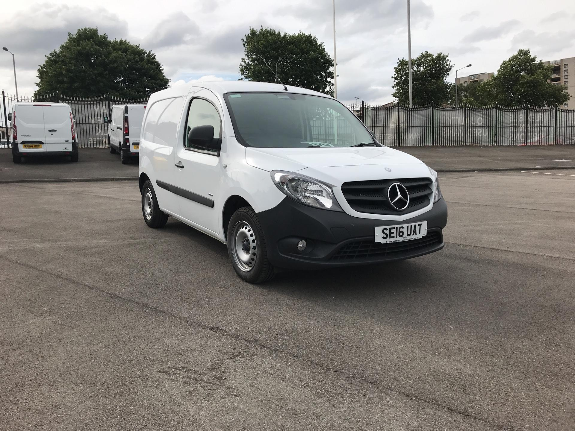 2016 Mercedes-Benz Citan 109 CDI BLUEEFFICIENCY VAN (SE16UAT)