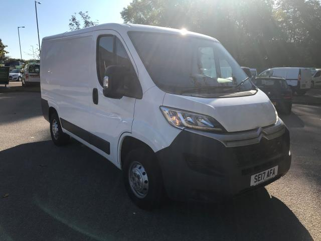 2017 Citroen Relay 2.0 Bluehdi H1 Van Enterprise (SE17AFA)
