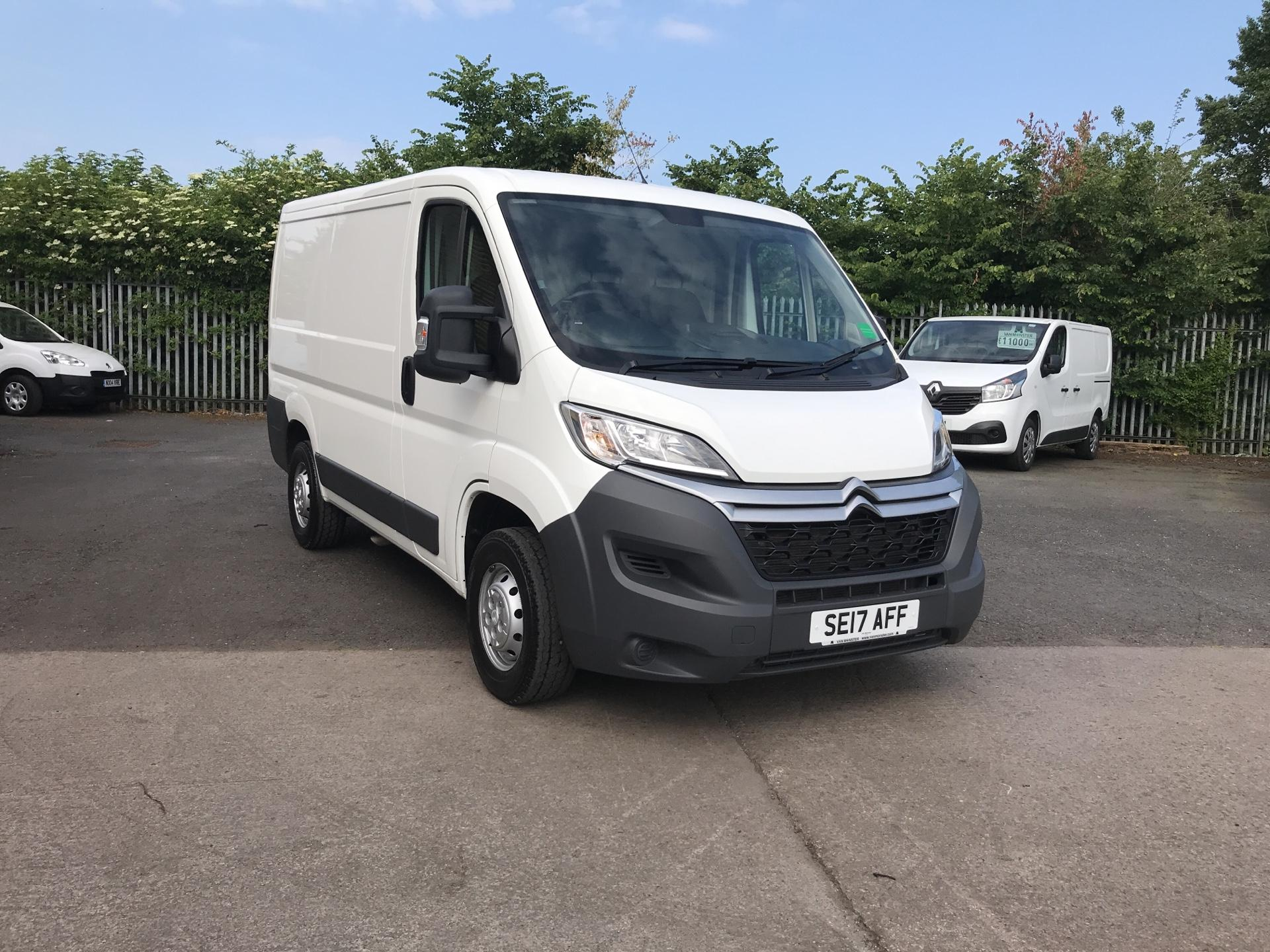 2017 Citroen Relay L1 H1 ENTERPRISE BLUE 2.0HDI 110PS (SE17AFF)