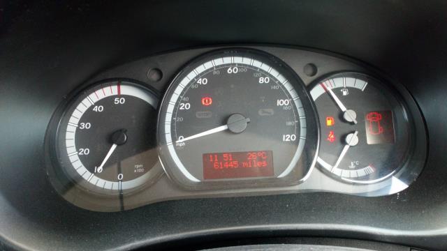 2017 Mercedes-Benz Citan 109Cdi Van (SE17CRJ) Image 15