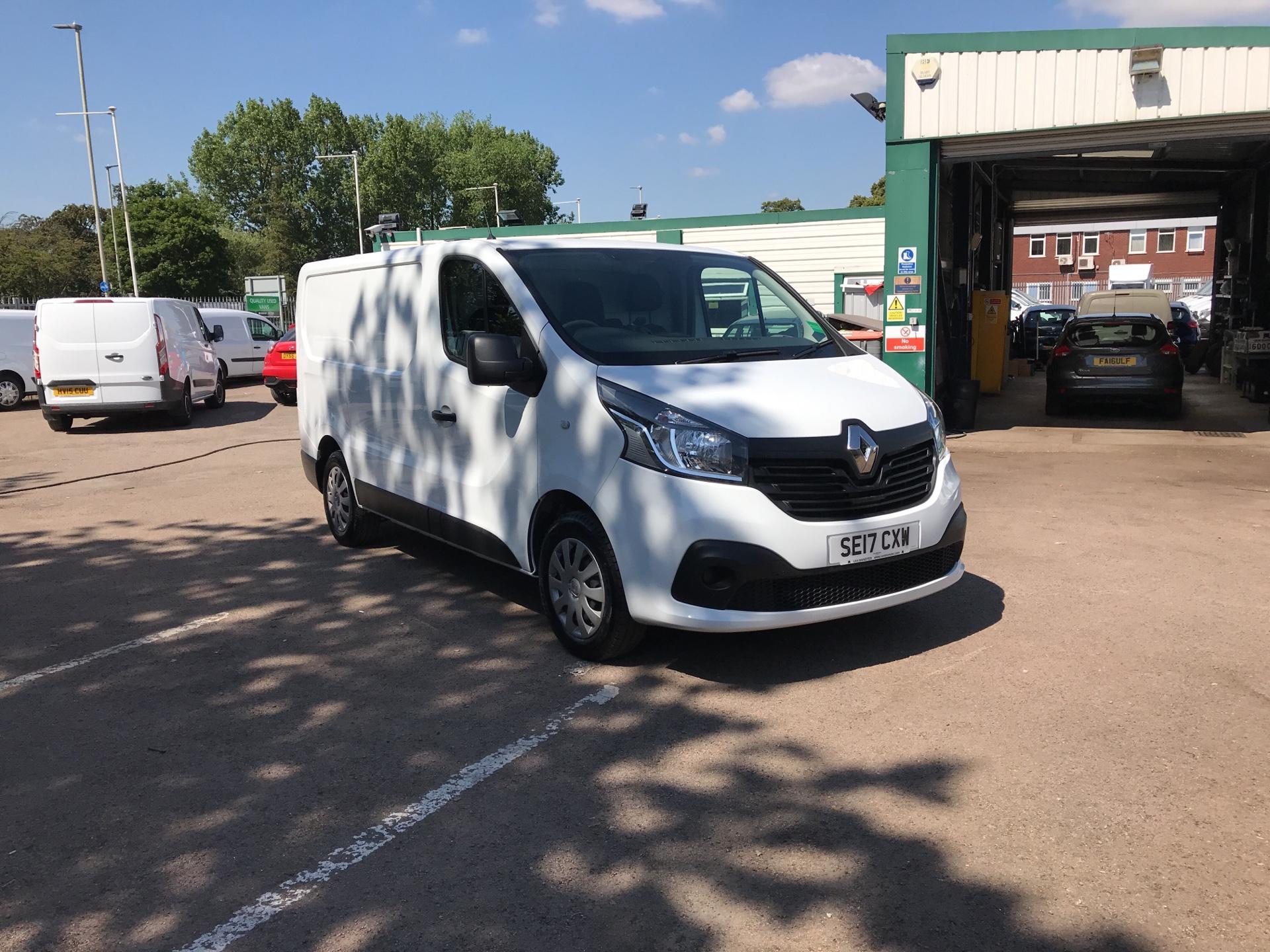 2017 Renault Trafic Sl27 Energy Dci 125 Business Van (SE17CXW)