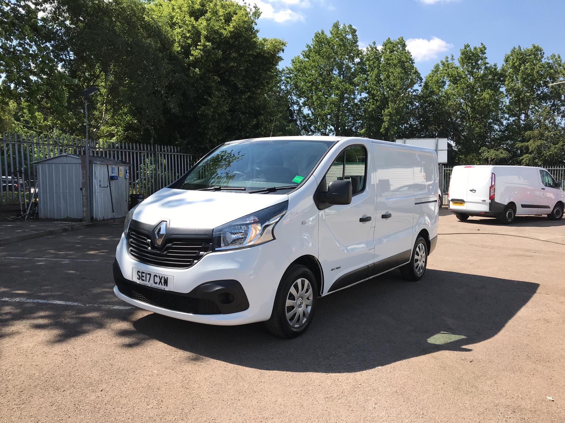 2017 Renault Trafic Sl27 Energy Dci 125 Business Van (SE17CXW) Image 7