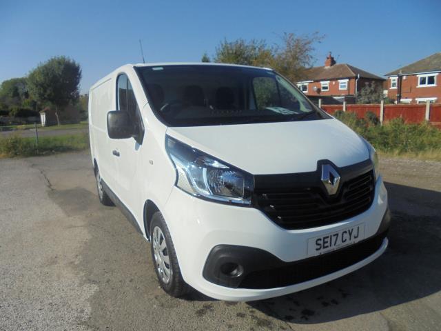 2017 Renault Trafic Sl27 Dci 120 Business+ Van (SE17CYJ)