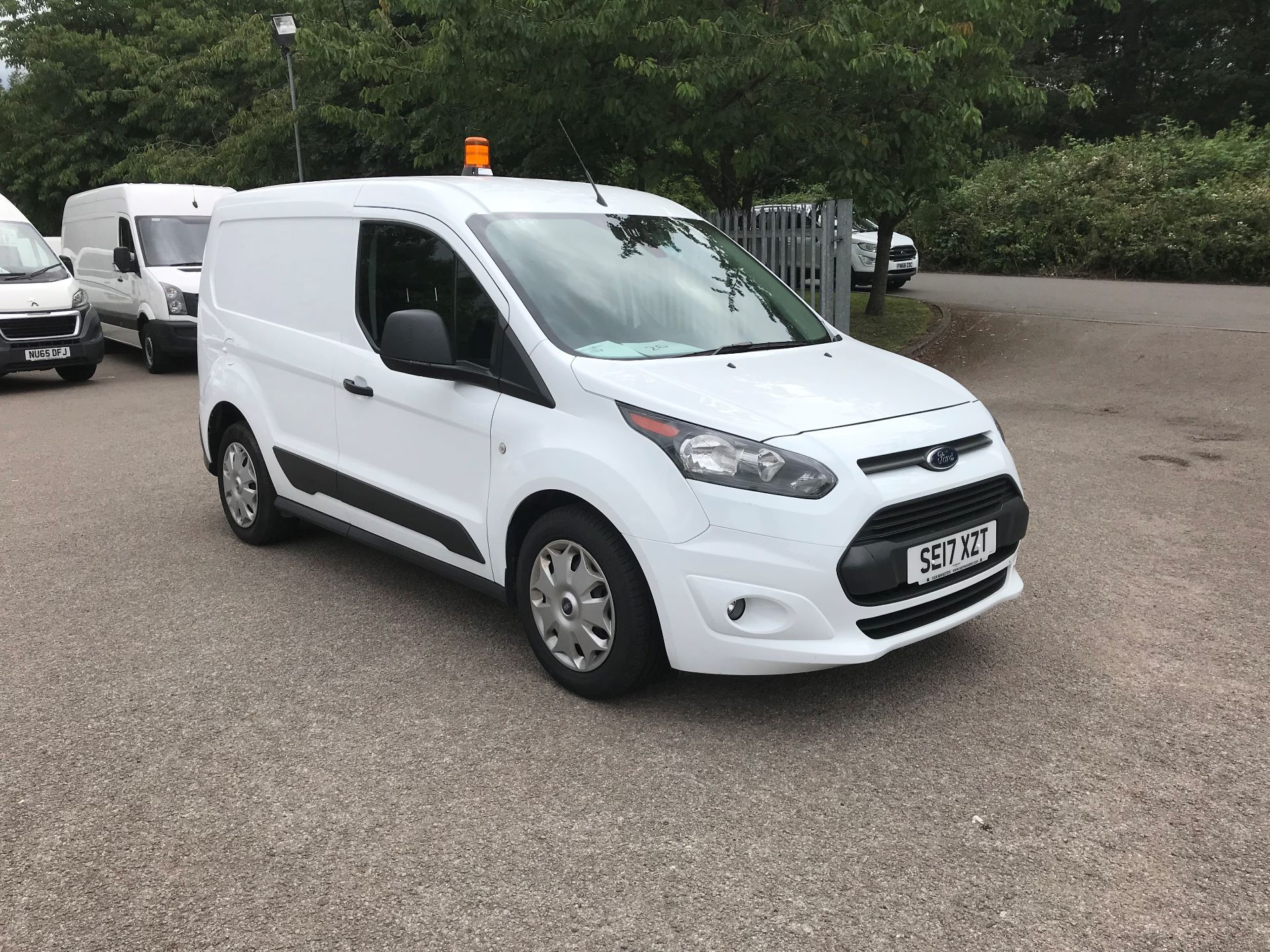 2017 Ford Transit Connect 1.0 100Ps Trend Van euro 6  (SE17XZT) Image 1