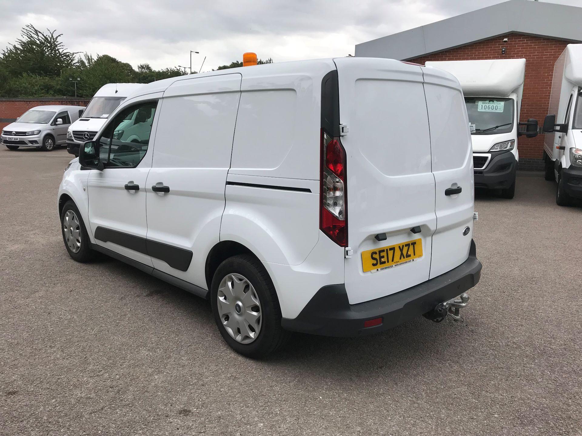 2017 Ford Transit Connect 1.0 100Ps Trend Van euro 6  (SE17XZT) Image 11
