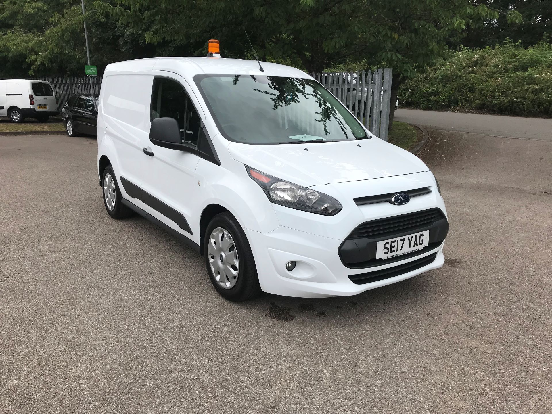 2017 Ford Transit Connect 1.0 100Ps Trend Van euro 6 (SE17YAG) Image 1