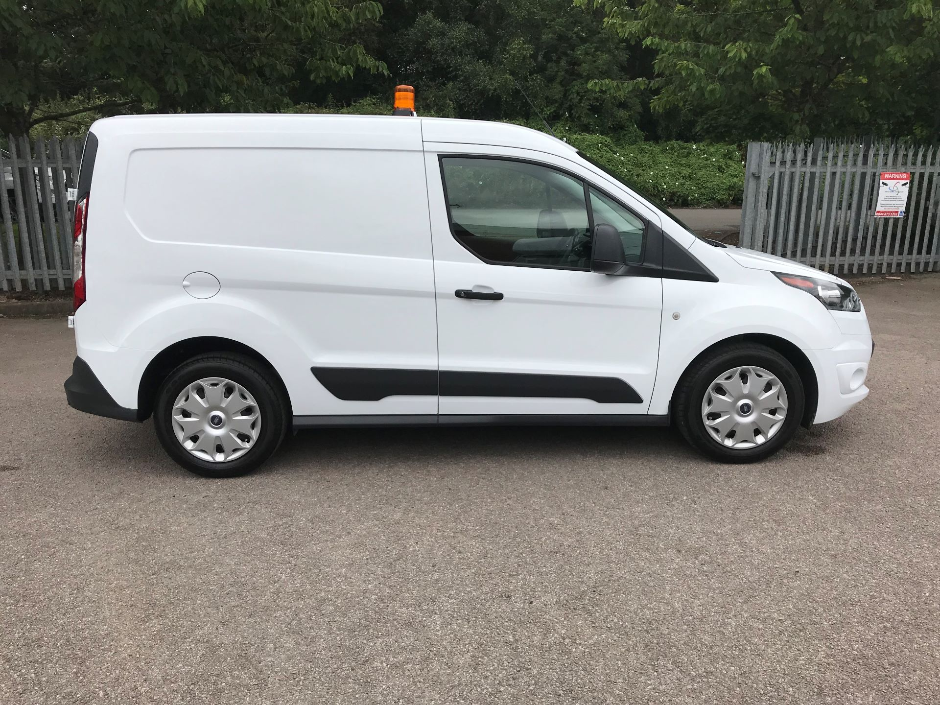 2017 Ford Transit Connect 1.0 100Ps Trend Van euro 6 (SE17YAG) Image 7