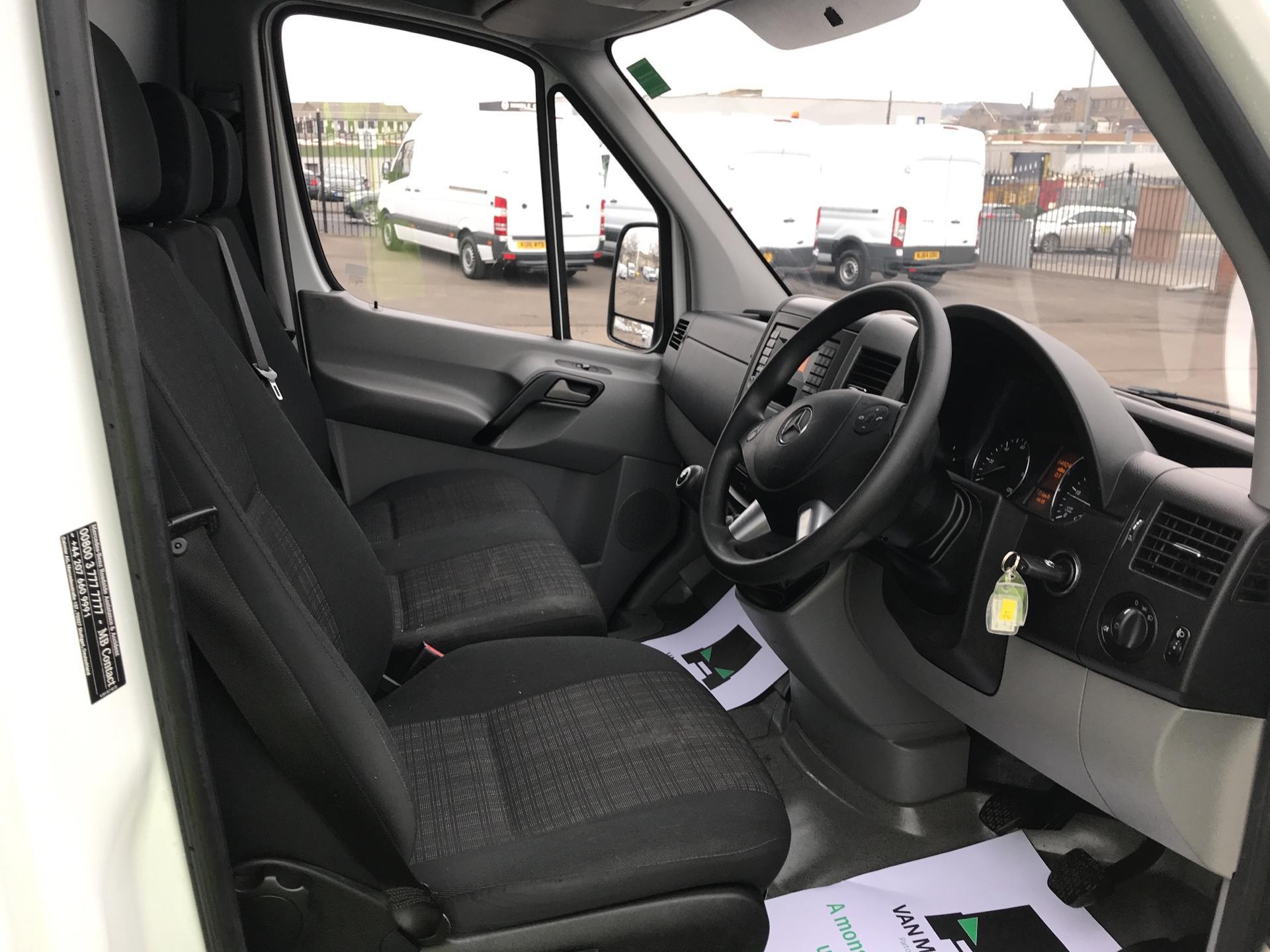 2017 Mercedes-Benz Sprinter 314CDI LWB H/R VAN EURO 6 (SE17YLC) Image 9