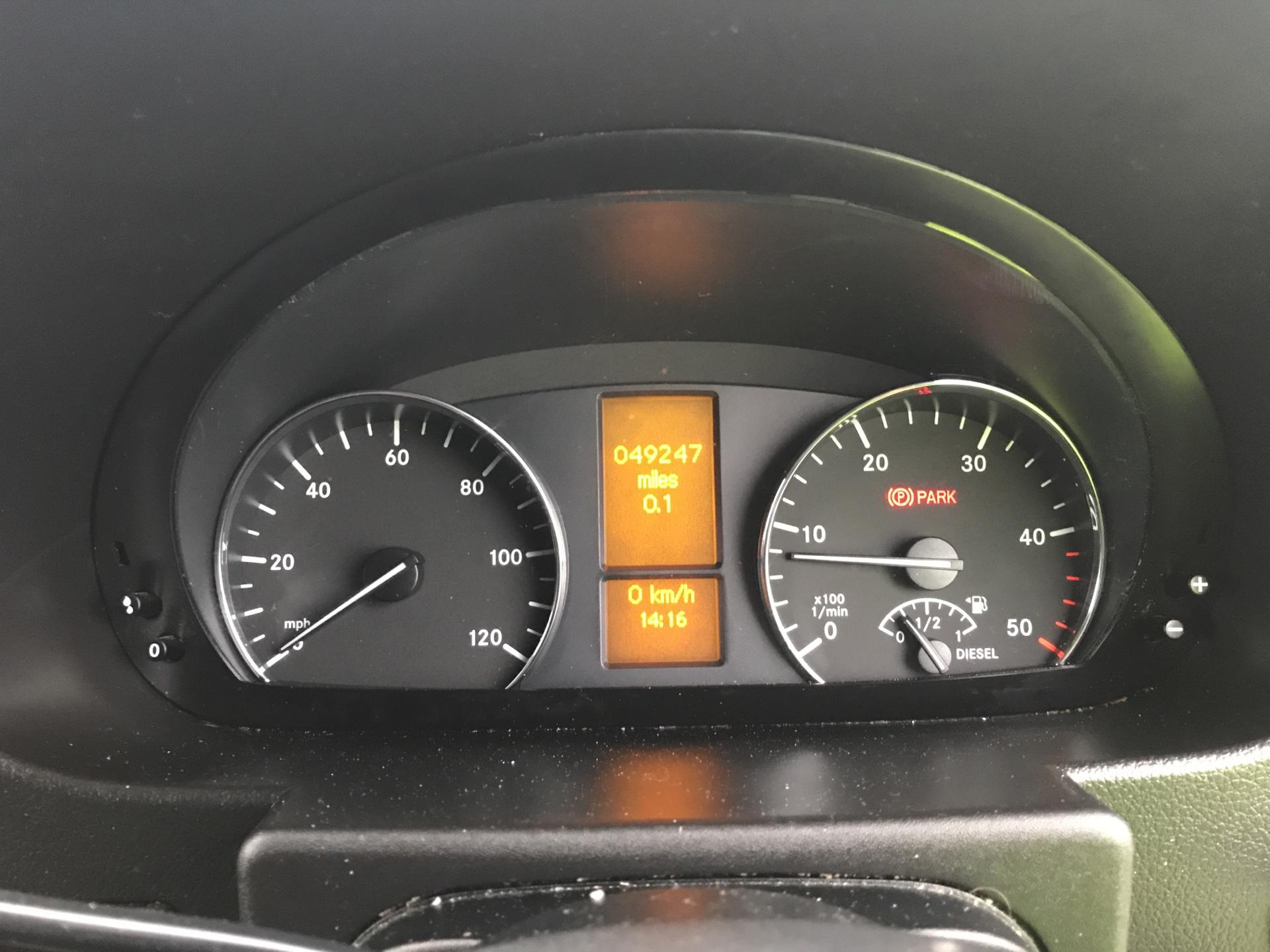 2017 Mercedes-Benz Sprinter 314CDI LWB H/R VAN EURO 6 (SE17YLC) Image 13