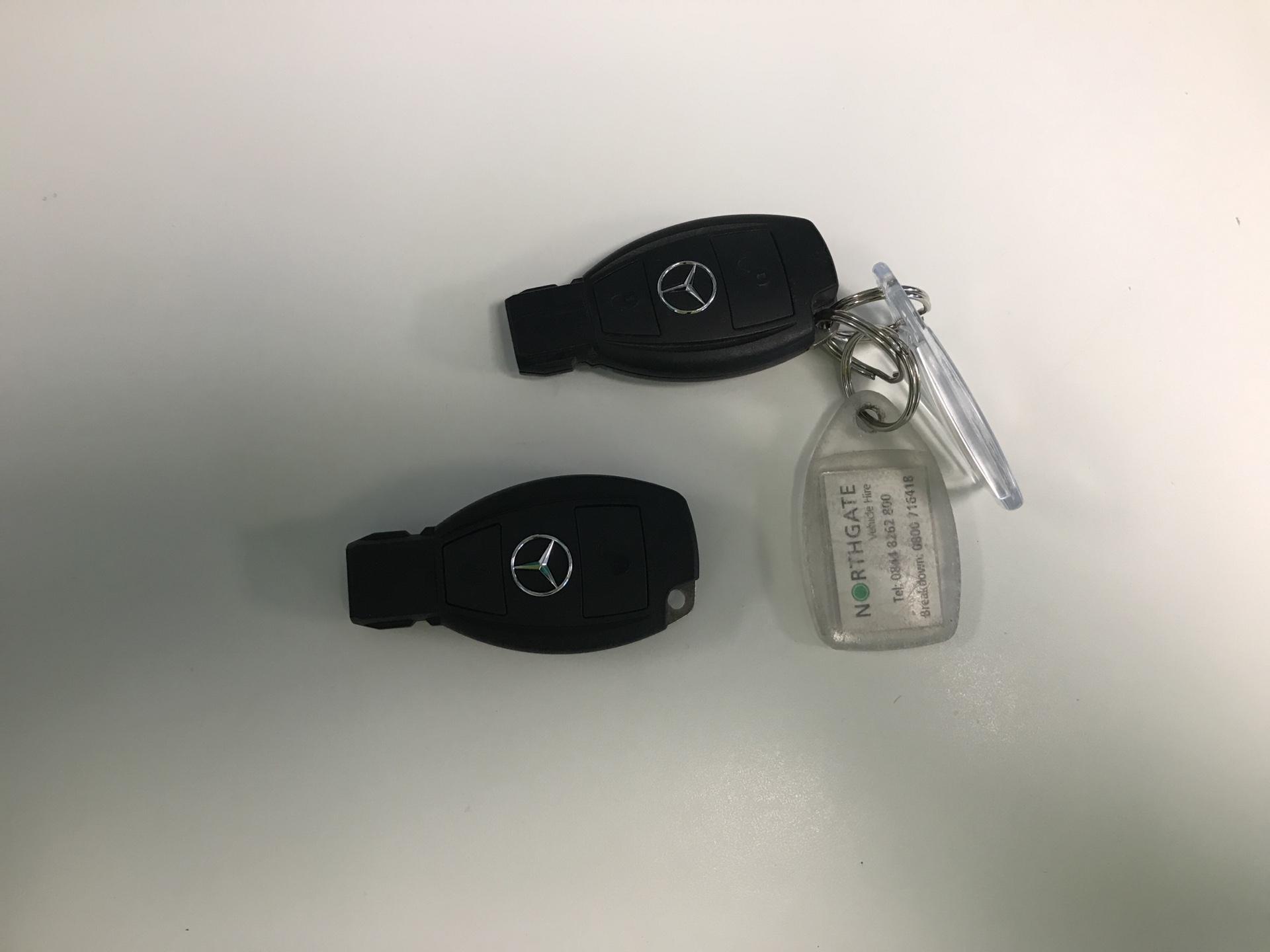 2017 Mercedes-Benz Sprinter 314CDI LWB H/R VAN EURO 6 (SE17YLC) Image 22