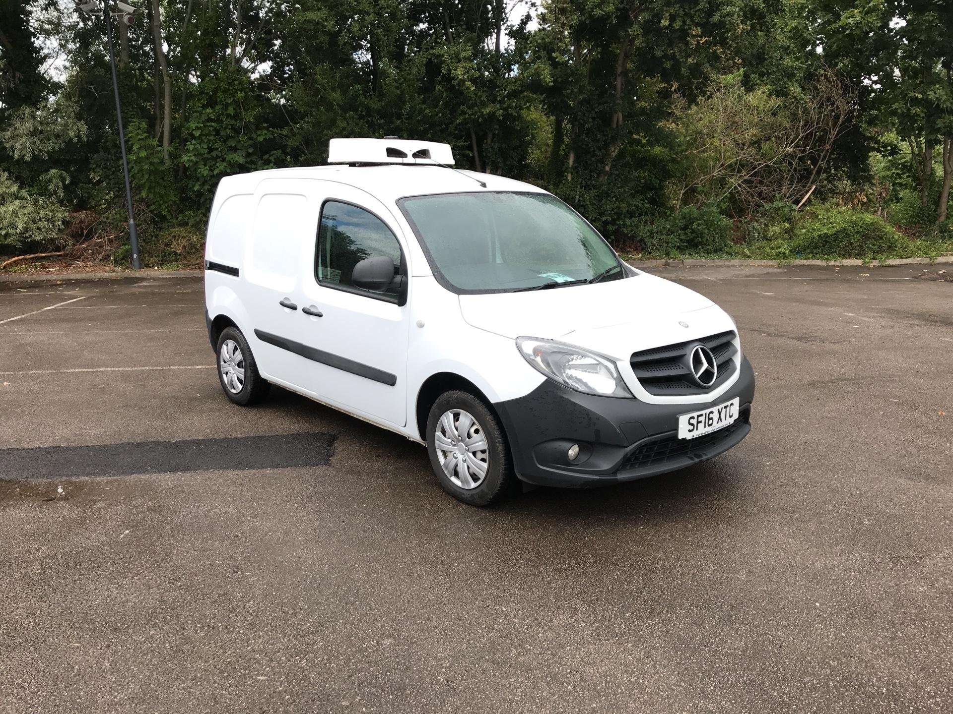 2016 Mercedes-Benz Citan 109 Cdi Fridge Van EURO 5 (SF16XTC)