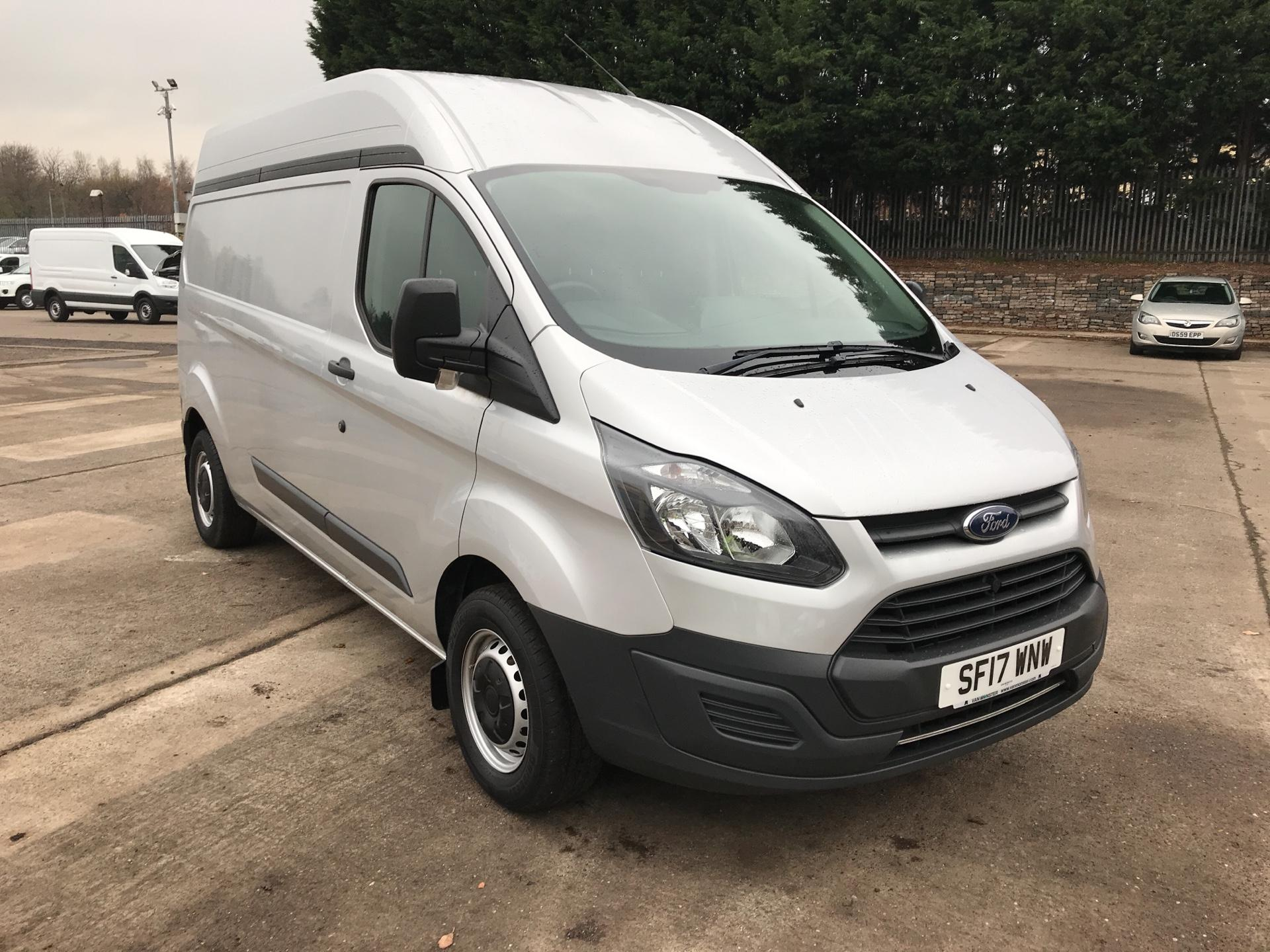 2017 Ford Transit Custom  290 L2 DIESEL FWD 2.0 TDCI 130PS HIGH ROOF VAN EURO 6 (SF17WNW)