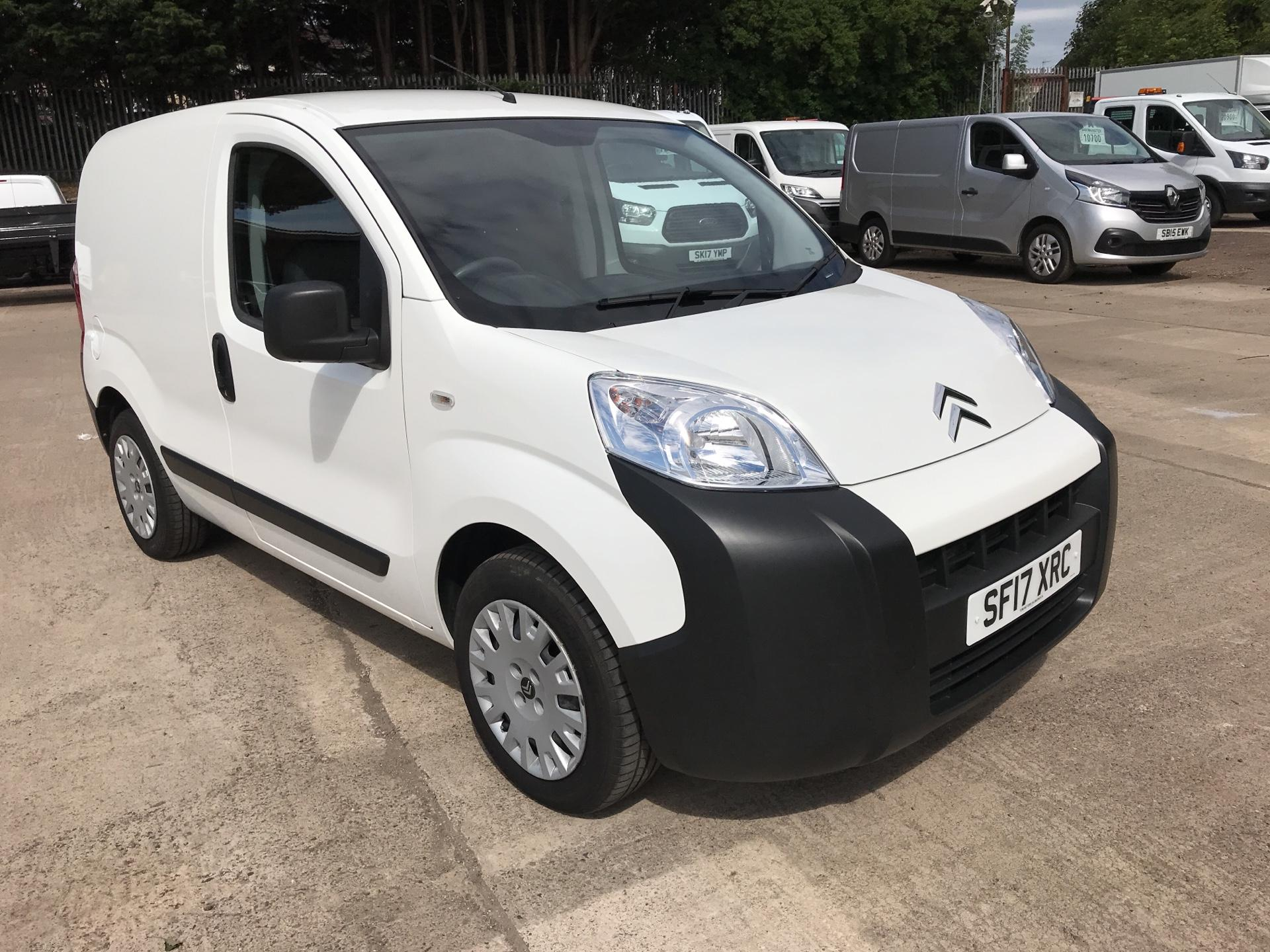 2017 Citroen Nemo 1.3 HDI ENTERPRISE EURO 6 (SF17XRC)