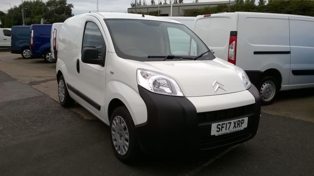 2017 Citroen Nemo 1.3 HDI ENTERPRISE EURO 6 (SF17XRP)