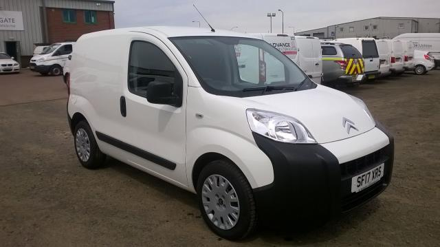 2017 Citroen Nemo 1.3 HDI 80 ENTERPRISE  (SF17XRS)
