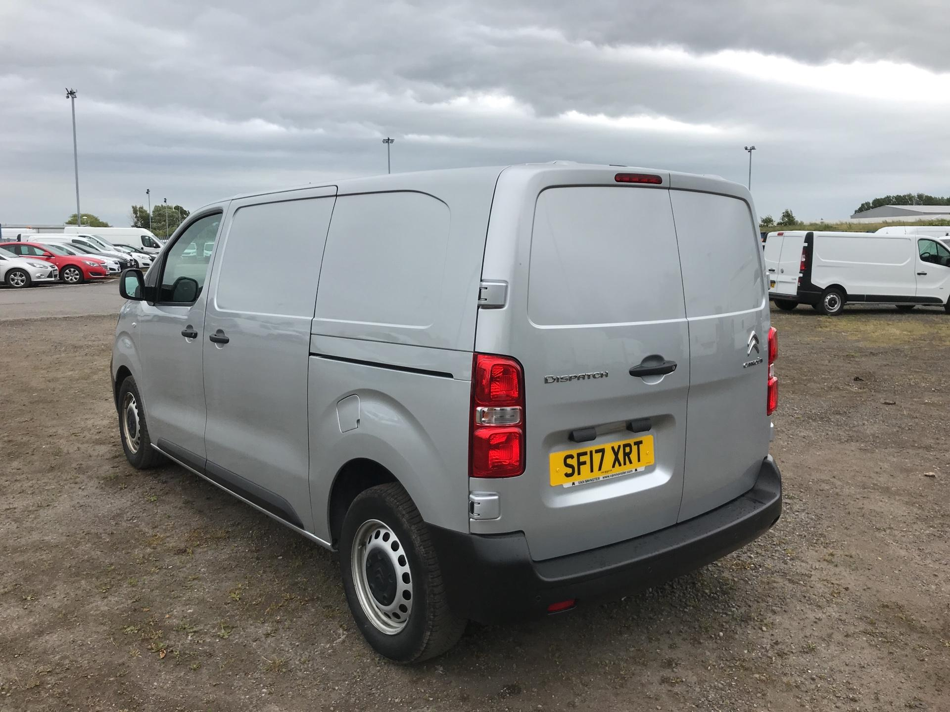 2017 Citroen Dispatch 1400 2.0 BLUE HDI ENTERPRISE 120 VAN (SF17XRT) Image 5
