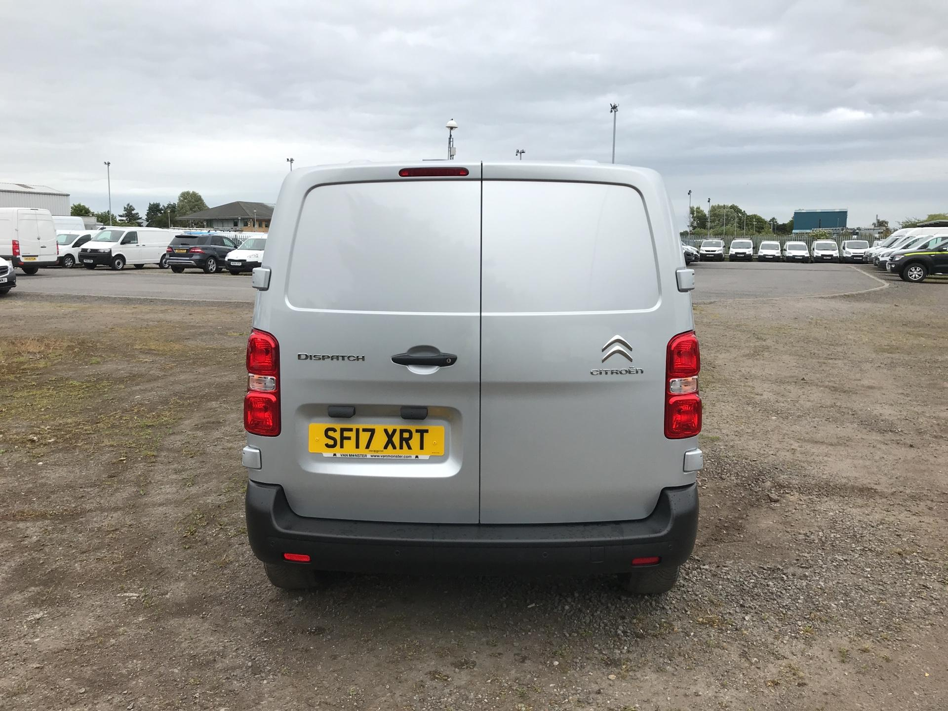 2017 Citroen Dispatch 1400 2.0 BLUE HDI ENTERPRISE 120 VAN (SF17XRT) Image 4