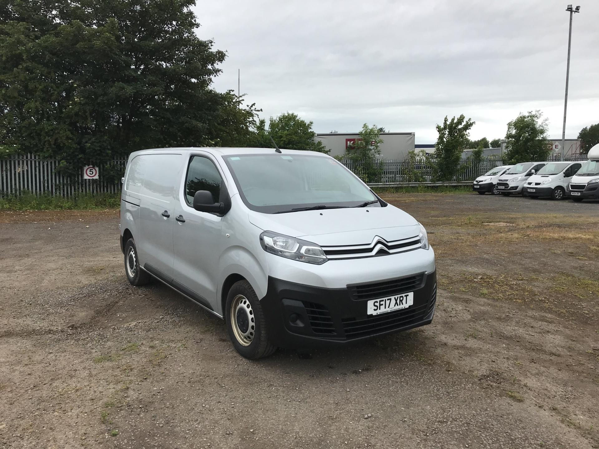 2017 Citroen Dispatch 1400 2.0 BLUE HDI ENTERPRISE 120 VAN (SF17XRT)