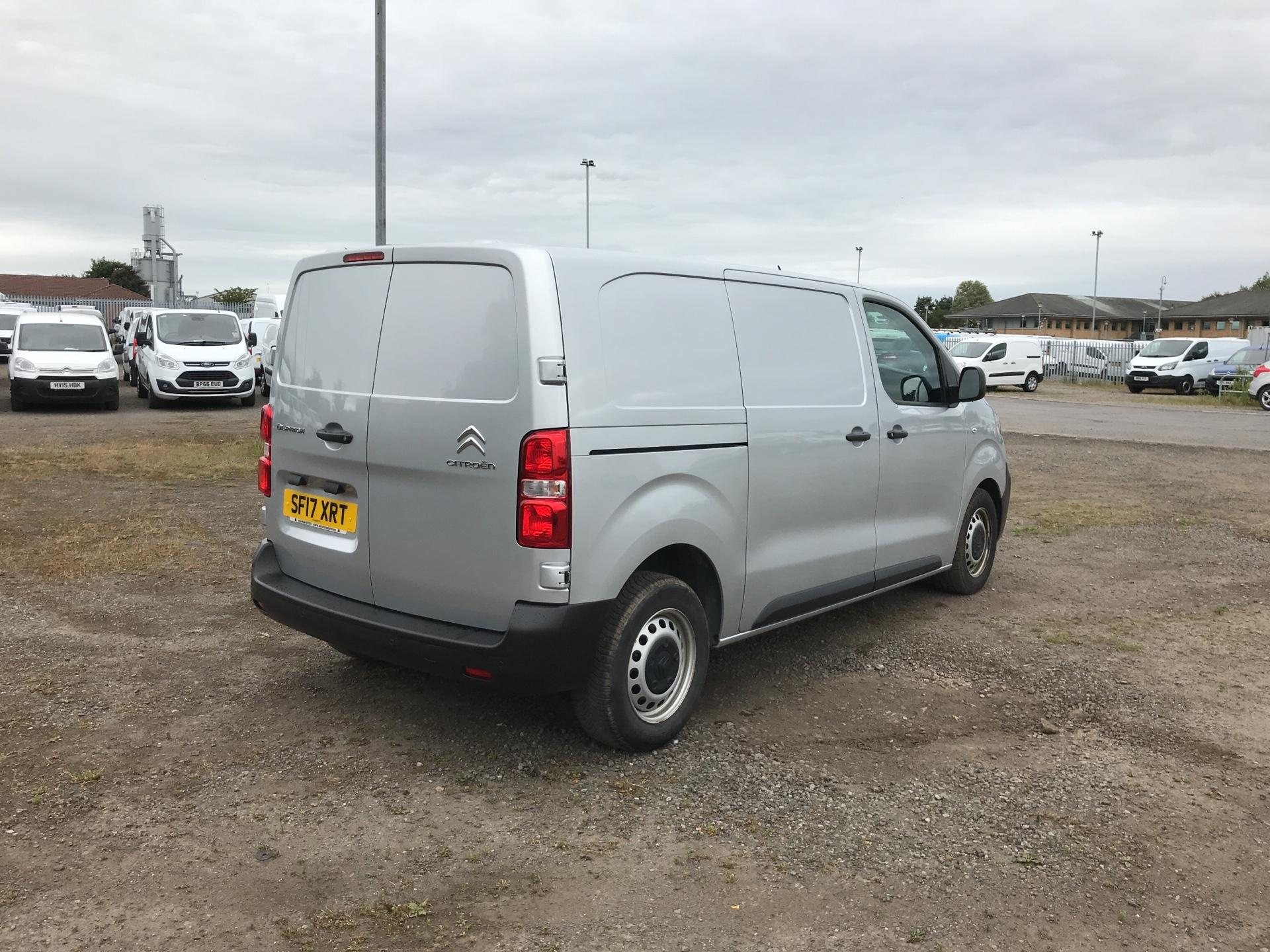 2017 Citroen Dispatch 1400 2.0 BLUE HDI ENTERPRISE 120 VAN (SF17XRT) Image 3