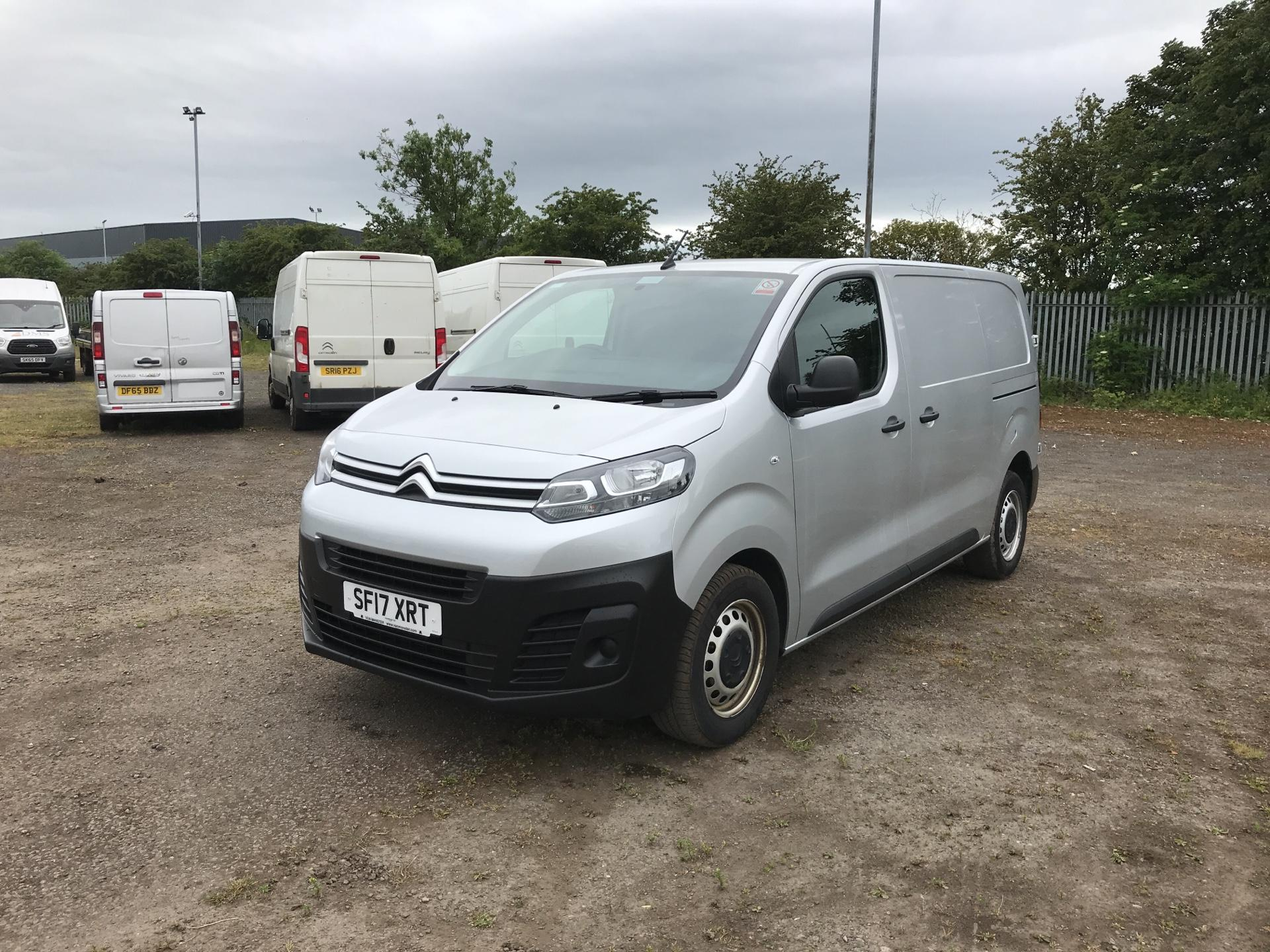 2017 Citroen Dispatch 1400 2.0 BLUE HDI ENTERPRISE 120 VAN (SF17XRT) Image 7