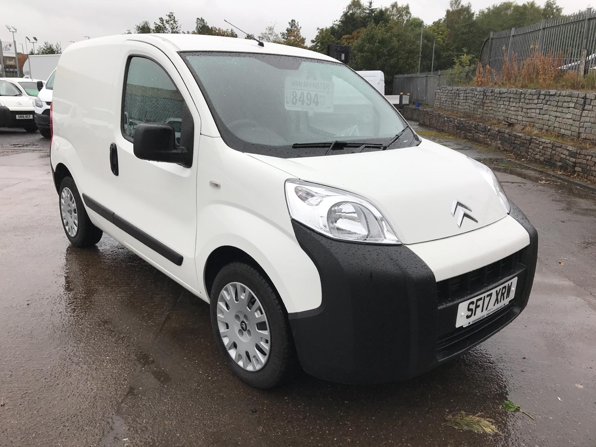 2017 Citroen Nemo 1.3 HDI ENTERPRISE EURO 6 (SF17XRW)