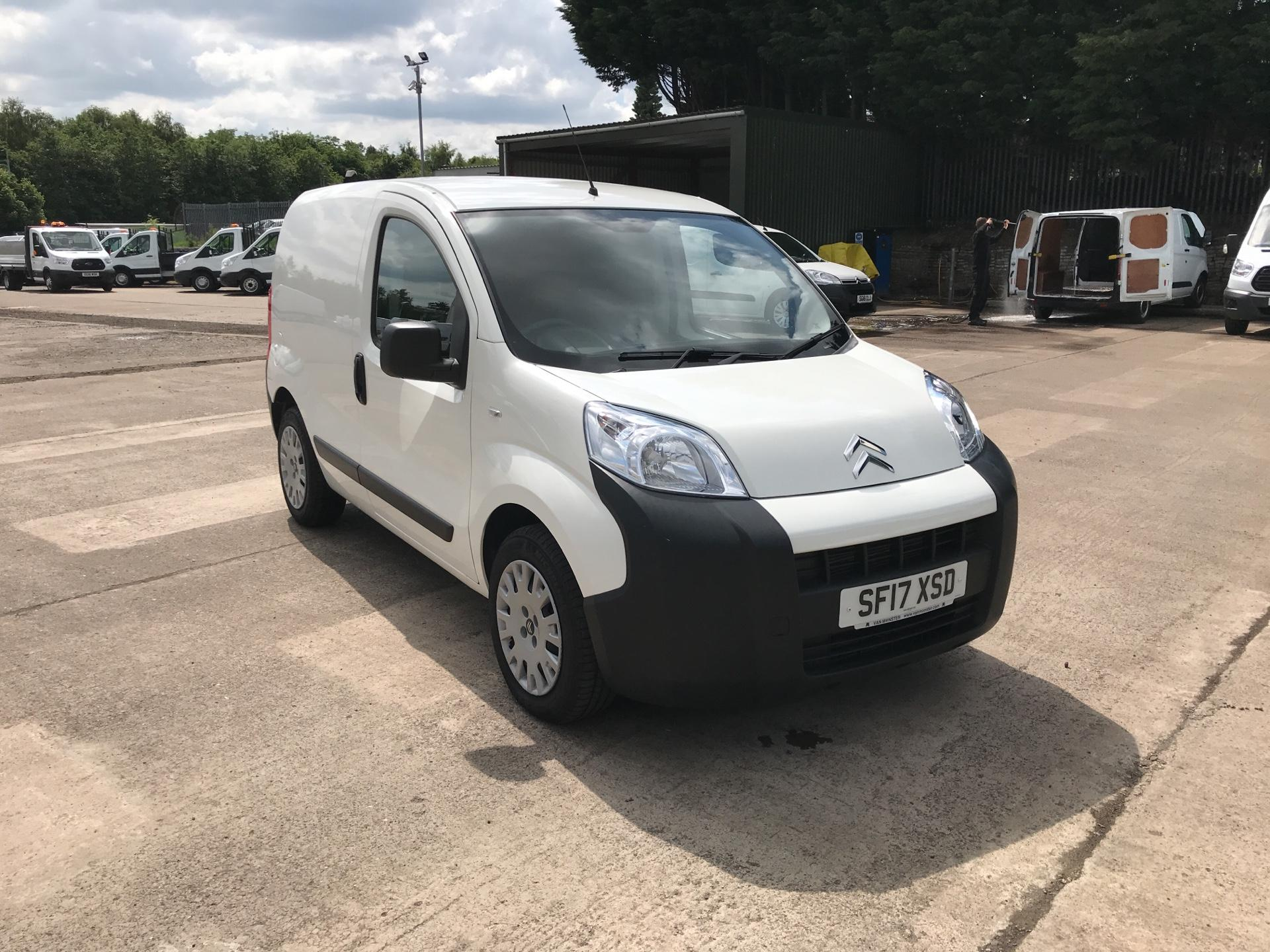 2017 Citroen Nemo 1.3 Hdi 80 Enterprise (SF17XSD)