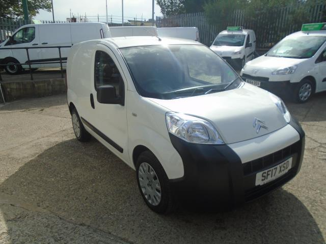 2017 Citroen Nemo 1.3 HDI ENTERPRISE EURO 6 (SF17XSD)