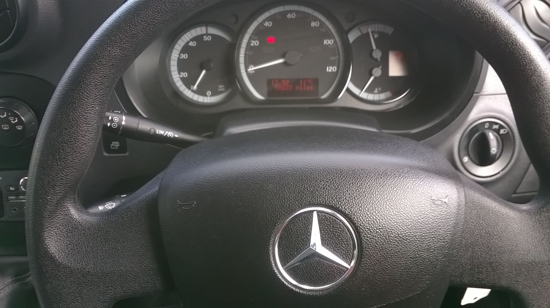 2018 Mercedes-Benz Citan 109 Cdi Blueefficiency Euro 6 (SF18VTY) Image 20