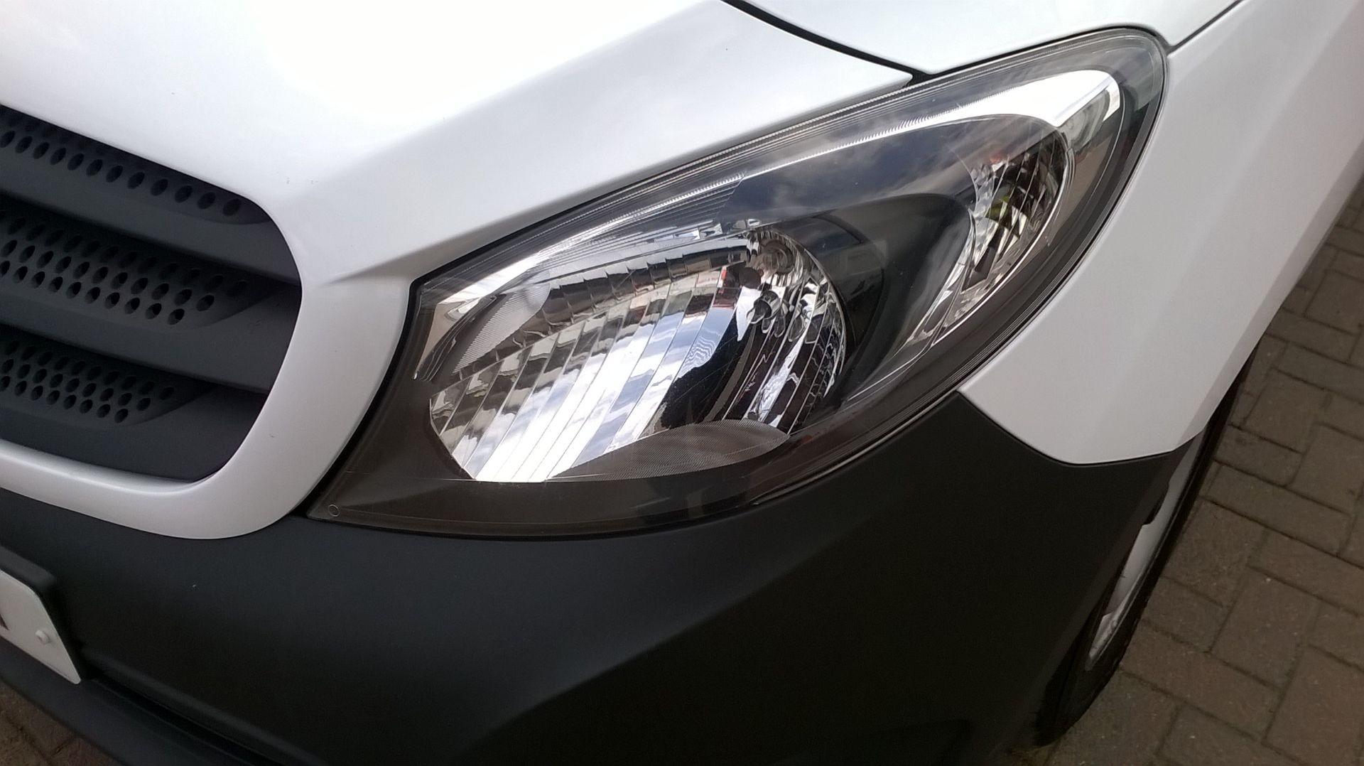 2018 Mercedes-Benz Citan 109 Cdi Blueefficiency Euro 6 (SF18VTY) Image 4