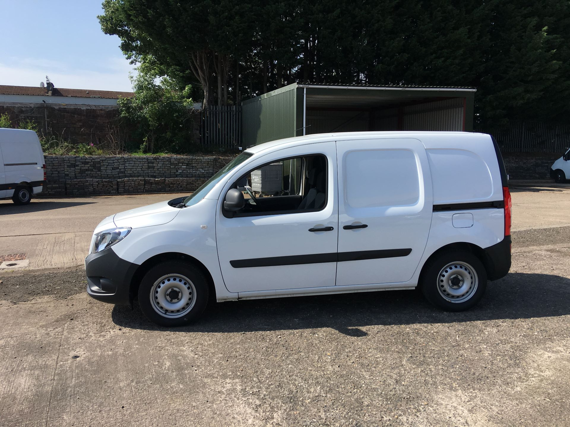 2018 Mercedes-Benz Citan LWB 109 CDI BLUE EFFICIENCY VAN EURO 5/6 (SF18VUO) Image 13