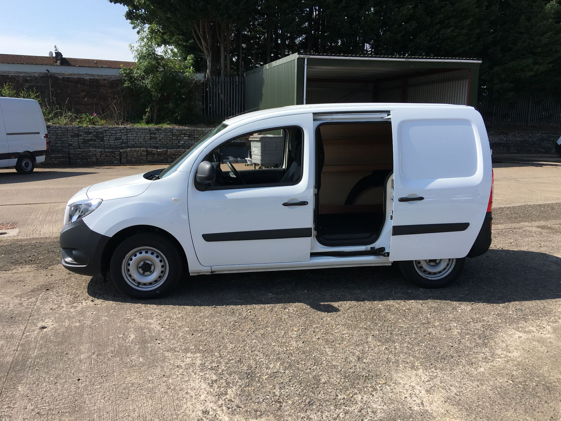 2018 Mercedes-Benz Citan LWB 109 CDI BLUE EFFICIENCY VAN EURO 5/6 (SF18VUO) Image 20