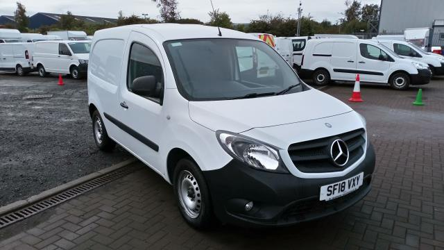 2018 Mercedes-Benz Citan 109 Cdi Blueefficiency (SF18VXY)