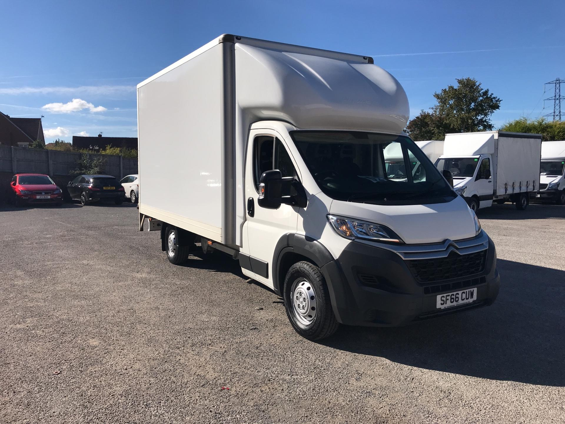 2016 Citroen Relay 2.0 Bluehdi Luton 160Ps Enterprise (SF66CUW)